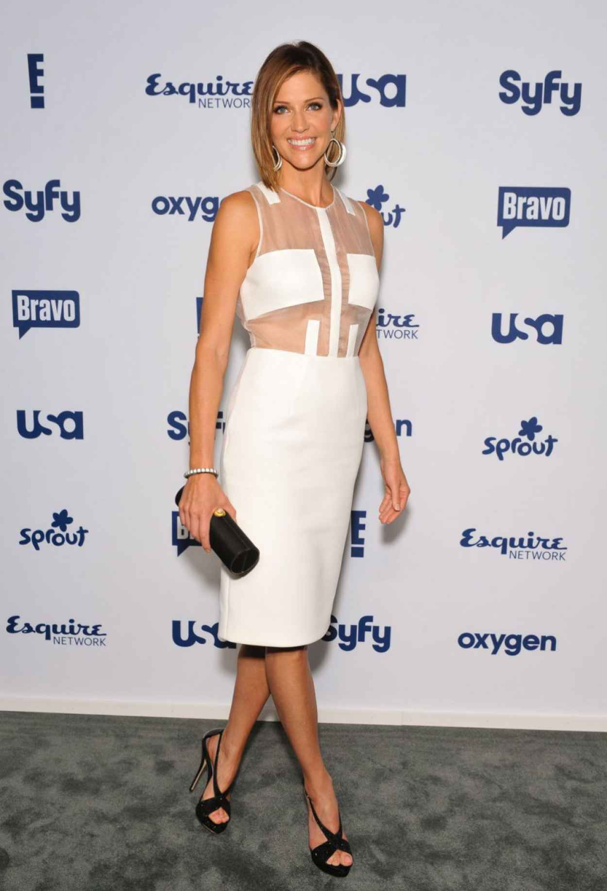 Tricia Helfer - 2015 NBCUniversal Cable Entertainment Upfronts-4