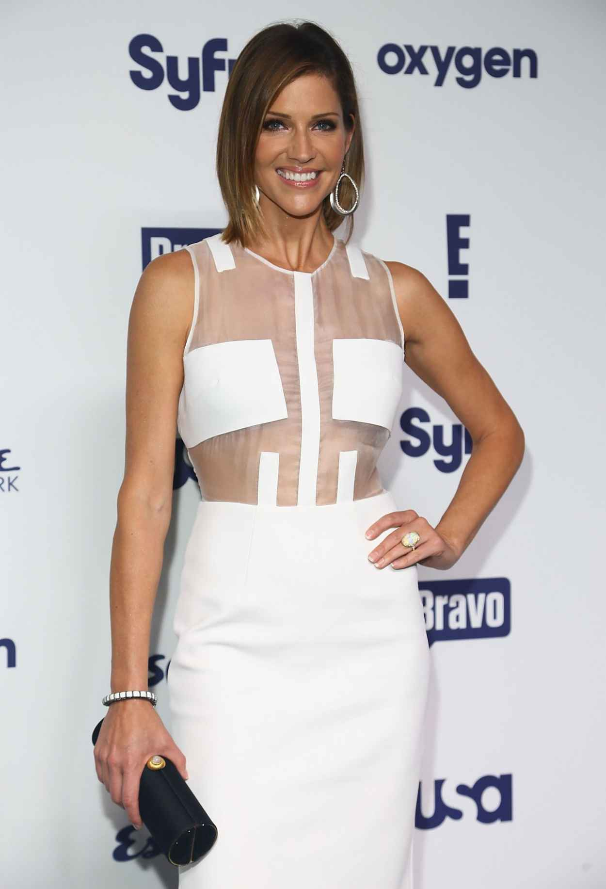 Tricia Helfer - 2015 NBCUniversal Cable Entertainment Upfronts-5