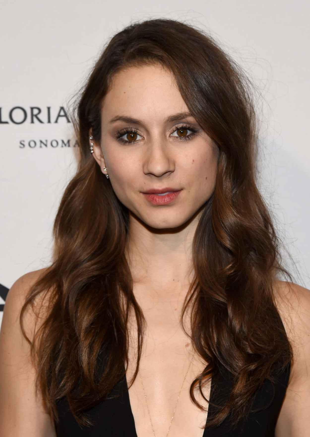Troian Bellisario - amfAR LA Inspiration Gala After Party in Hollywood-1