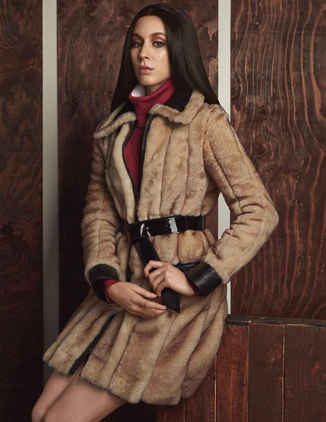 Troian Bellisario - Photoshoot for Schon Magazine - December 2015-1