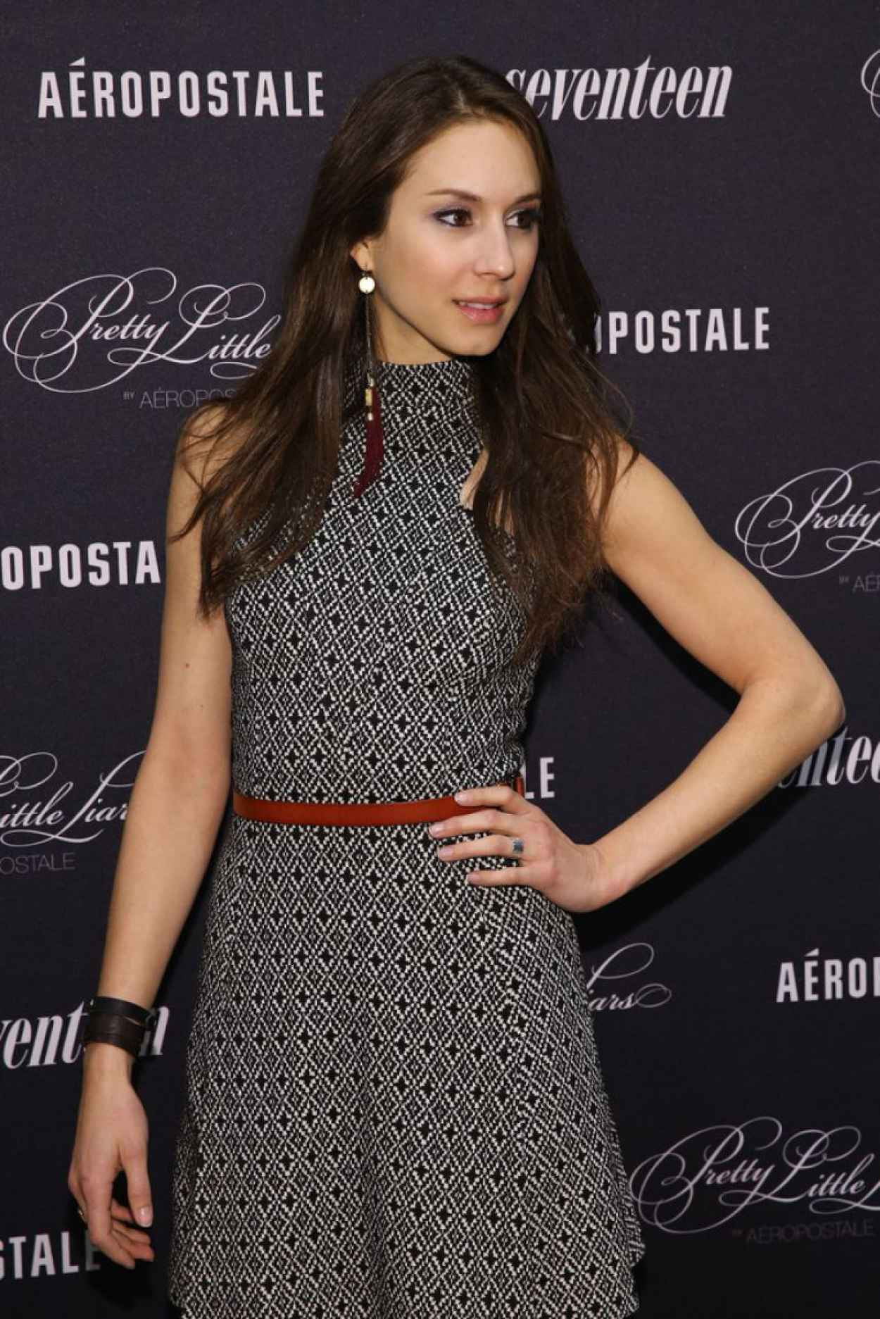 Troian Bellisario - Pretty Little Liars Clothing Launch in New York City-1