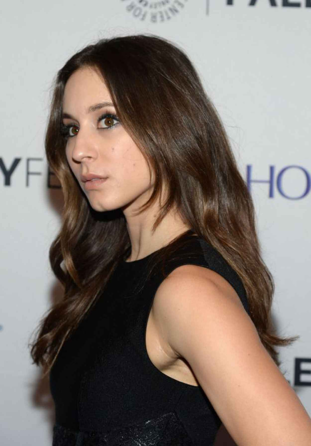 Troian Bellisario - -Pretty Little Liars- Q&A - PaleyFest New York 2015-1