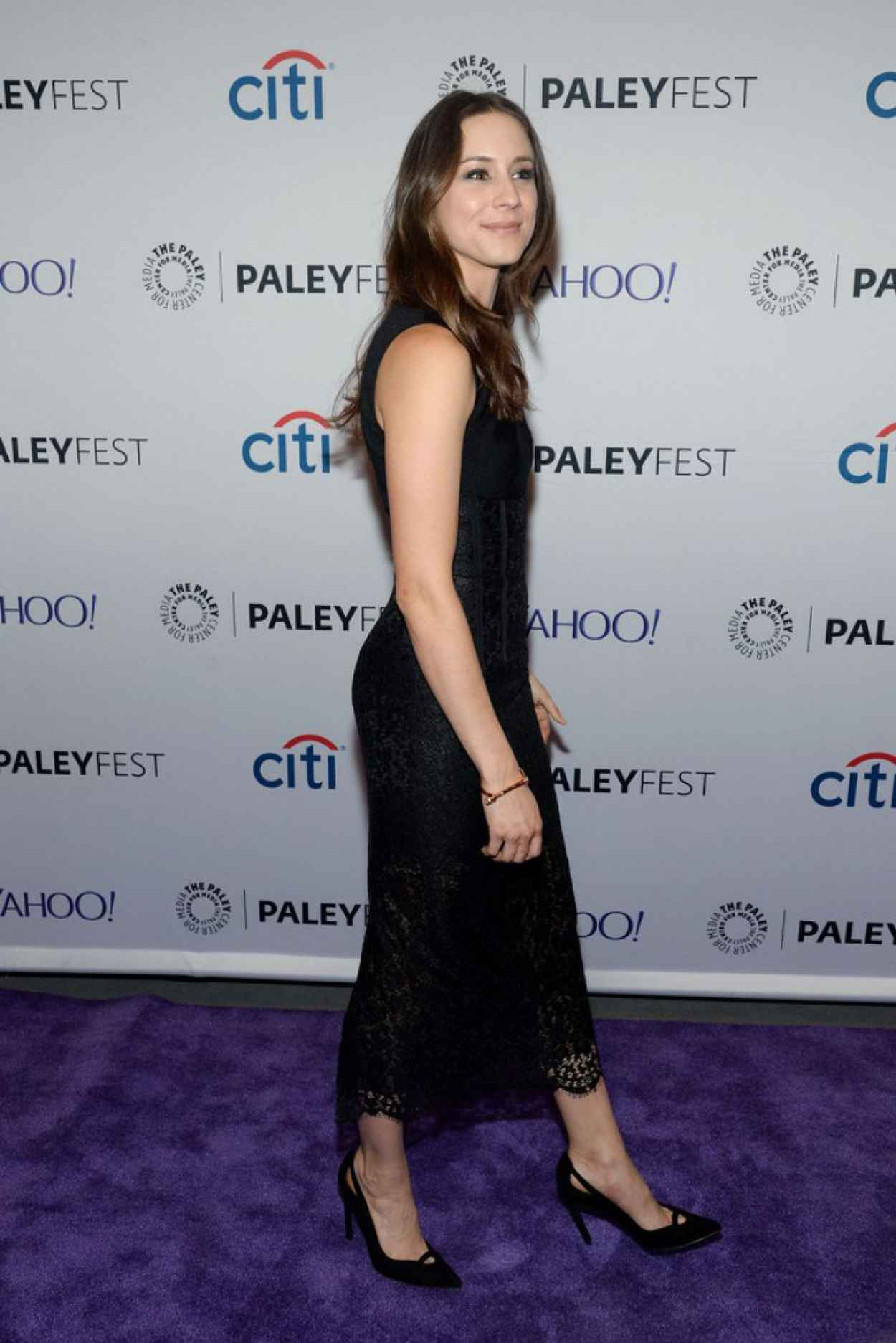 Troian Bellisario - -Pretty Little Liars- Q&A - PaleyFest New York 2015-3