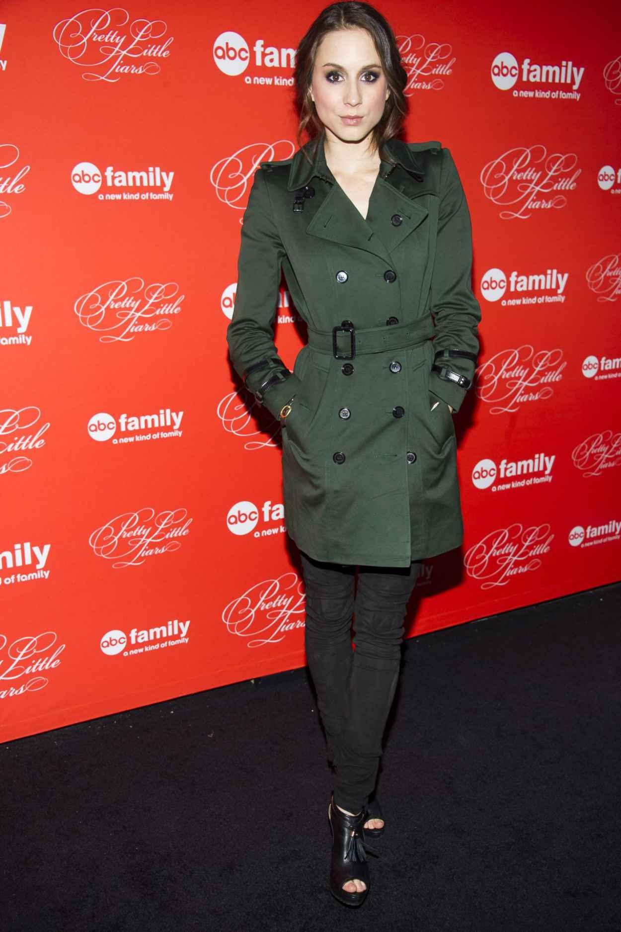 Troian Bellisario - Pretty Little Liars Season Finale Screening - March 2015-1