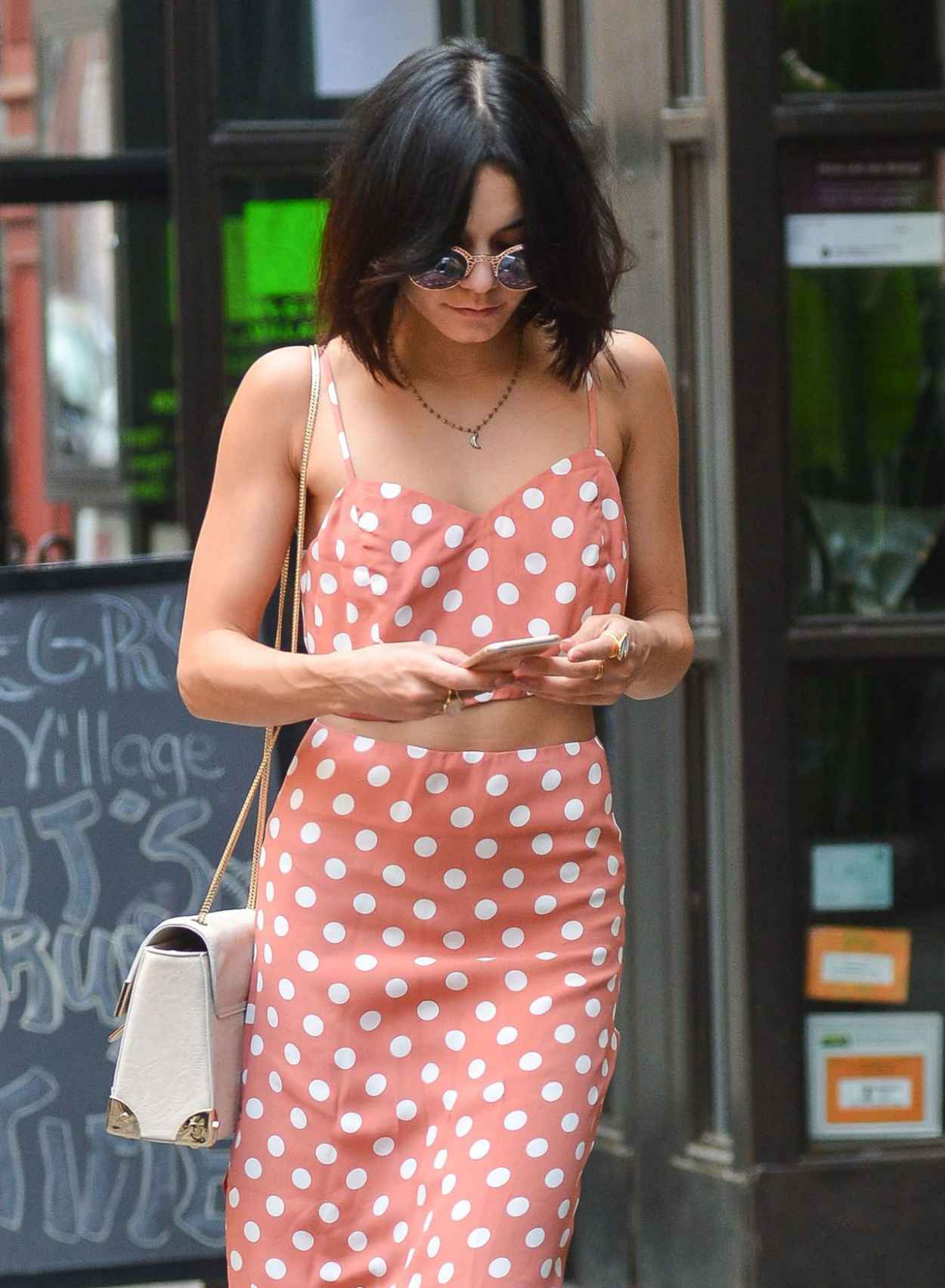 Vanessa Hudgens Casual Style - New York City, May 2015-3