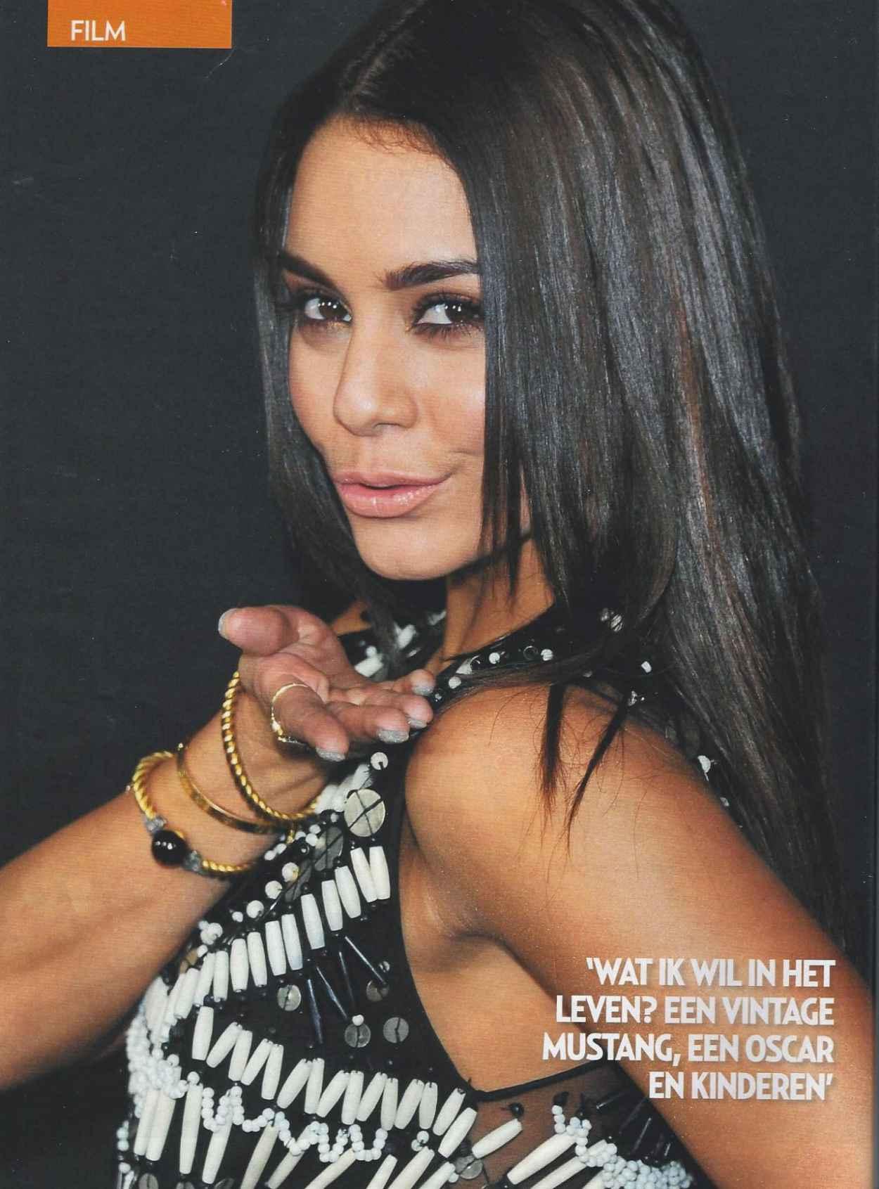 Vanessa Hudgens in VERONICA Magazine-1