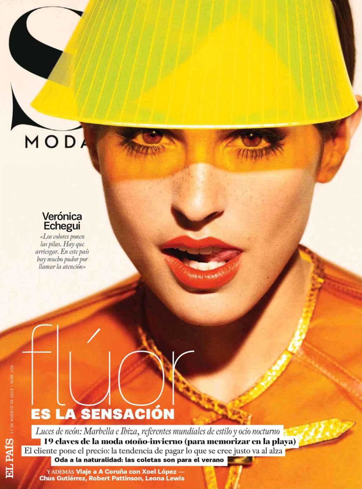 Veronica Echegui - S MODA Magazine-2