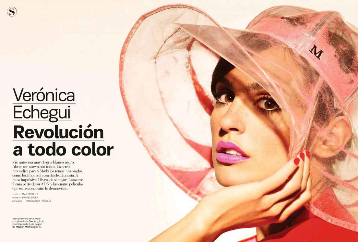Veronica Echegui - S MODA Magazine-3