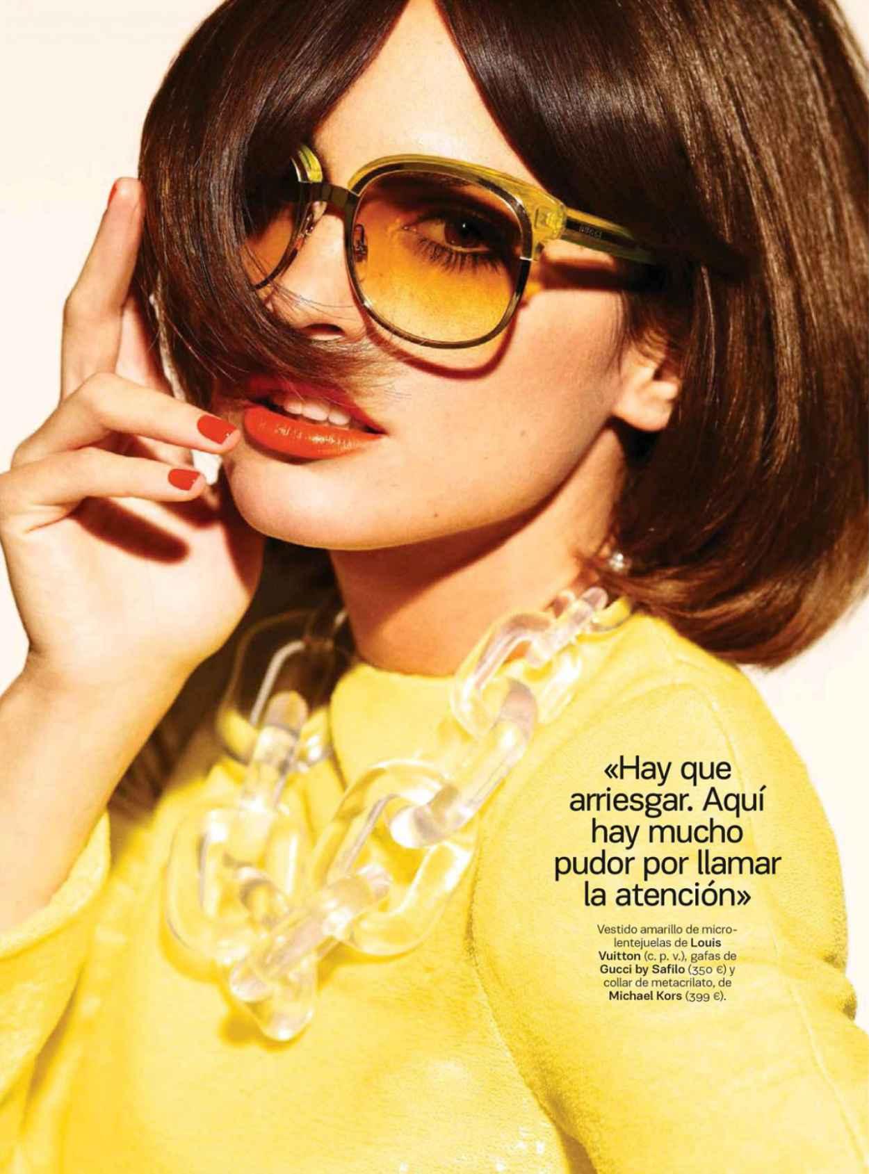 Veronica Echegui - S MODA Magazine-5