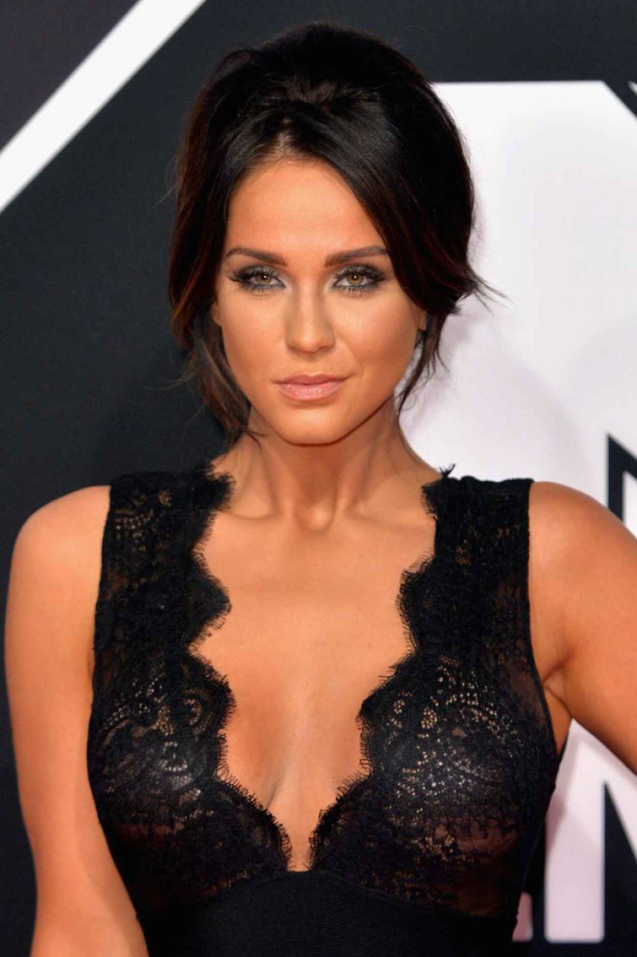 Vicky Pattison - 2015 MTV European Music Awards in Milan, Italy-2