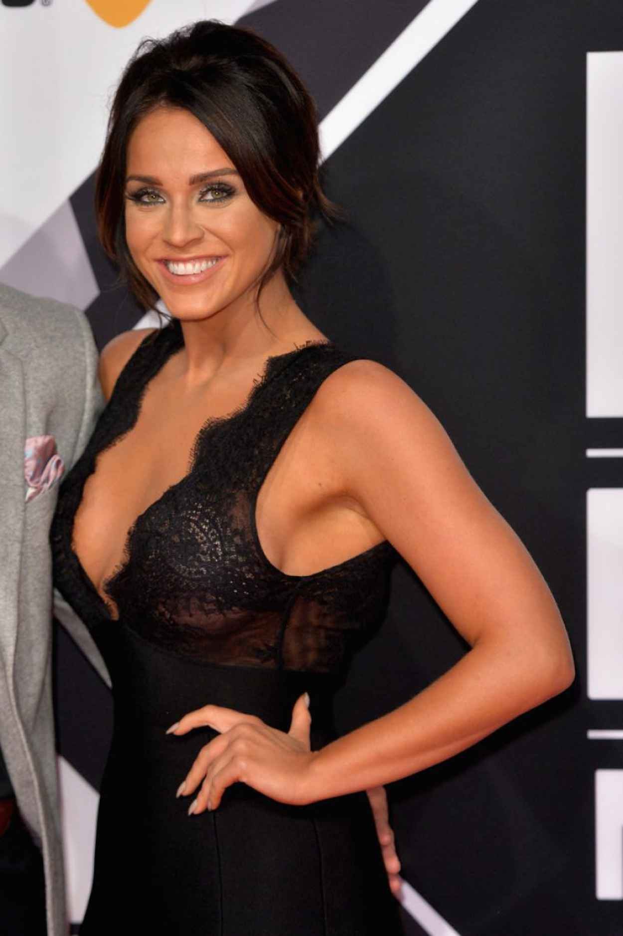 Vicky Pattison - 2015 MTV European Music Awards in Milan, Italy-3