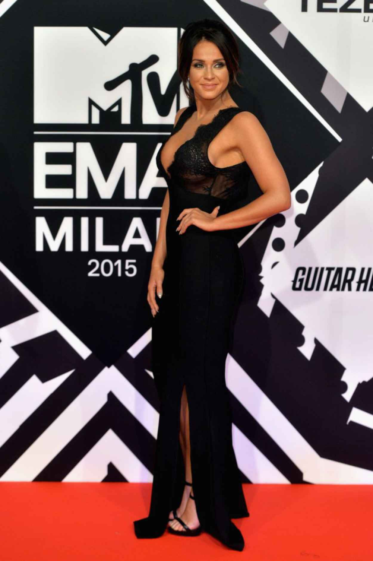 Vicky Pattison - 2015 MTV European Music Awards in Milan, Italy-5