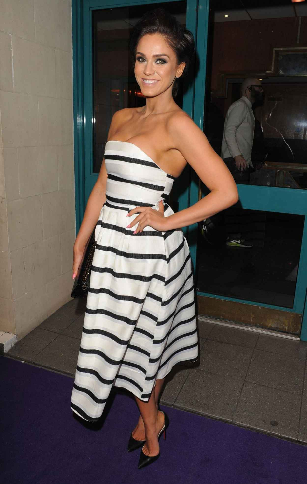 Vicky Pattison - GavAid Quiz Night in London, January 2015-1
