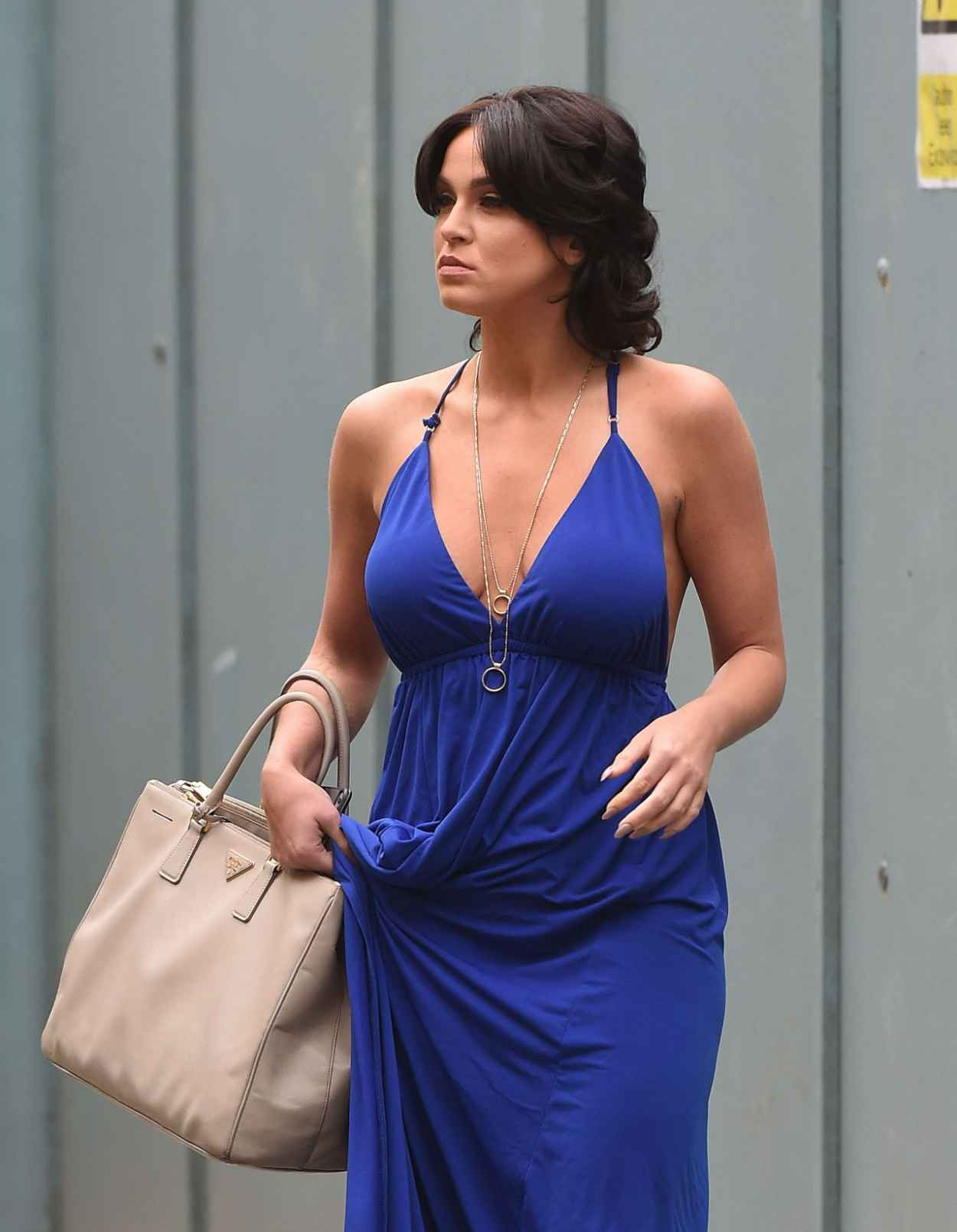 Vicky Pattison Summer Style - Shopping in London, July 2015-2