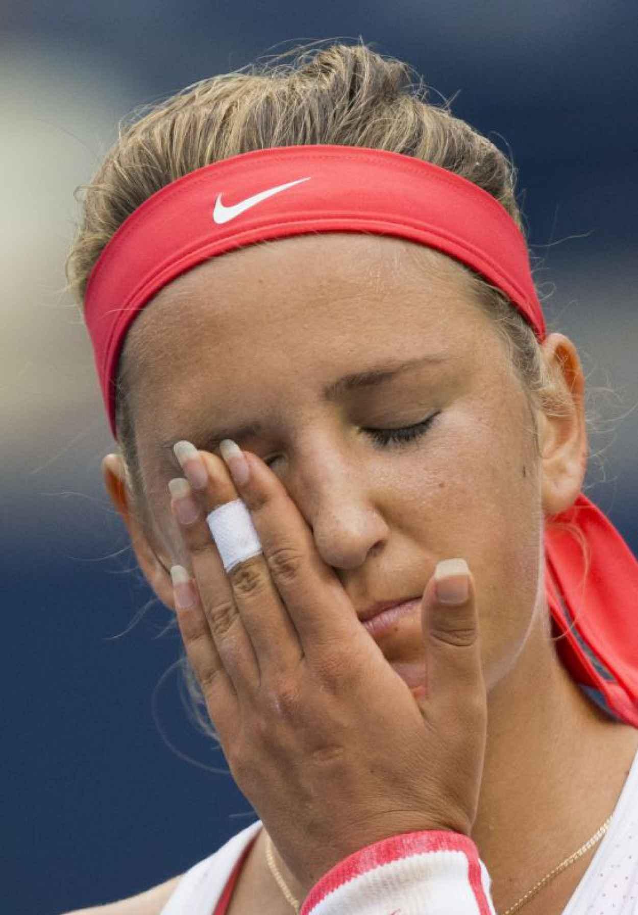 Victoria Azarenka - 2015 Rogers Cup in Toronto, 3rd Round-1