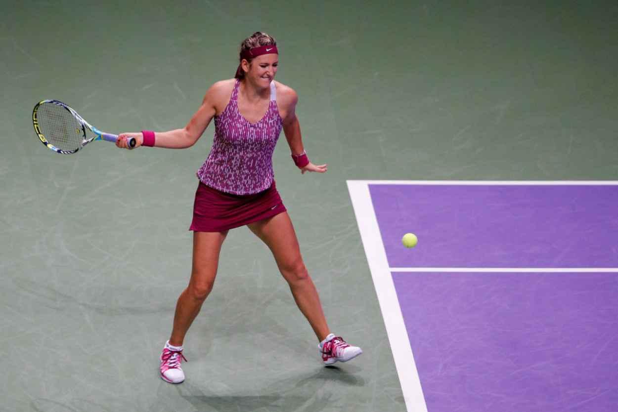 Victoria Azarenka - TEB BNP Paribas WTA Championships Day 4 in Istanbul-1