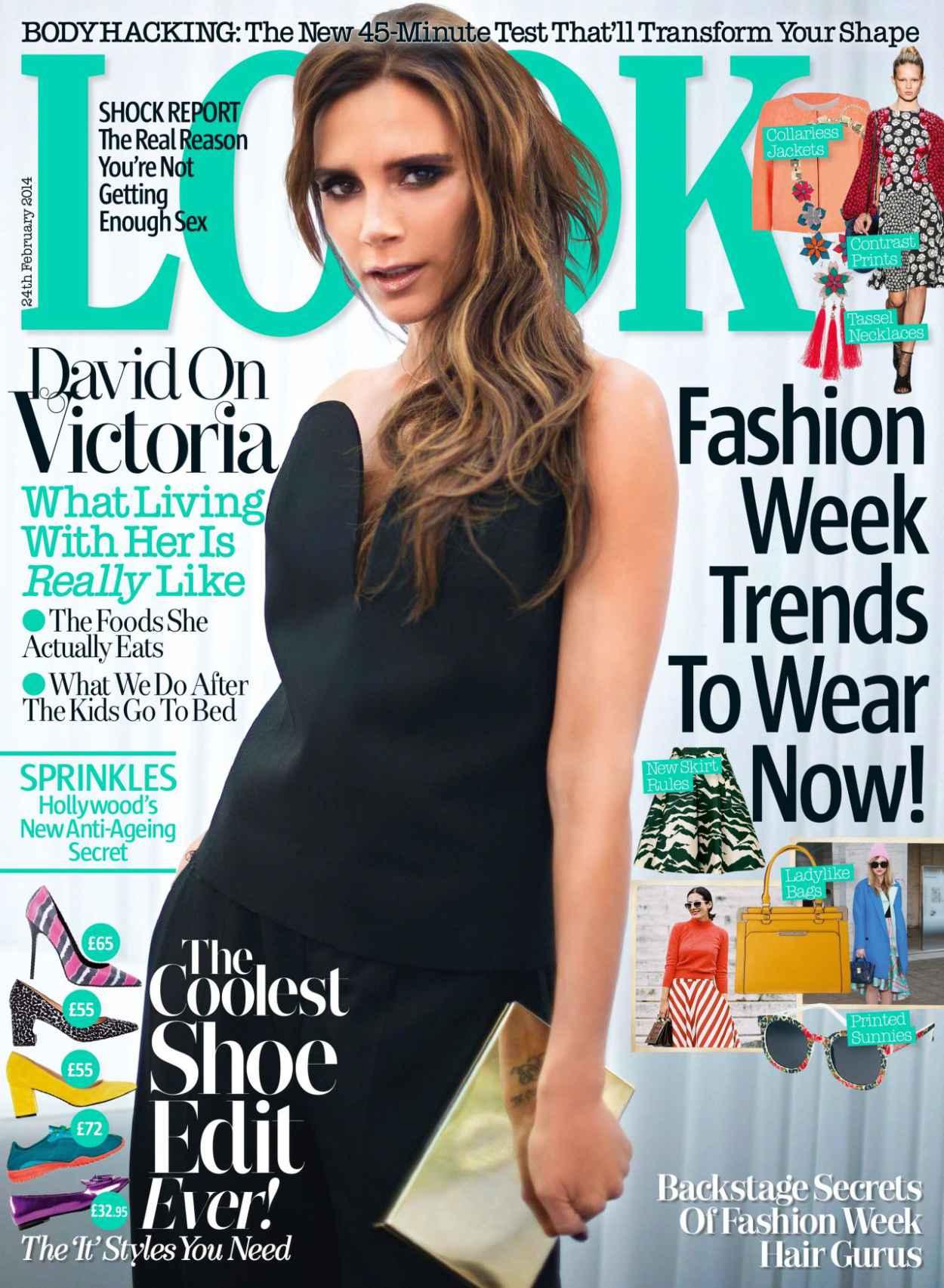 Victoria Beckham - Look Magazine (UK) - February 24, 2015-1