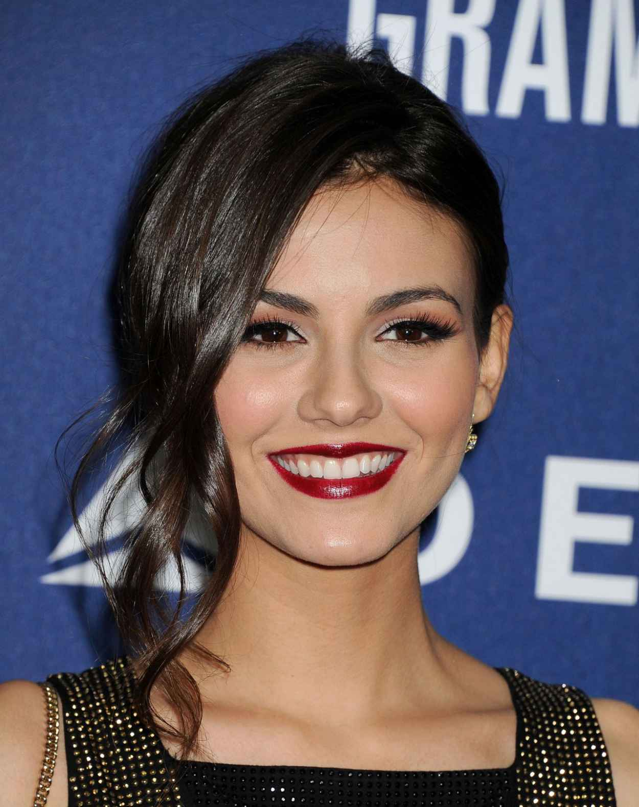 Victoria Justice at Delta Air Lines 2015 Grammy Weekend Reception-1