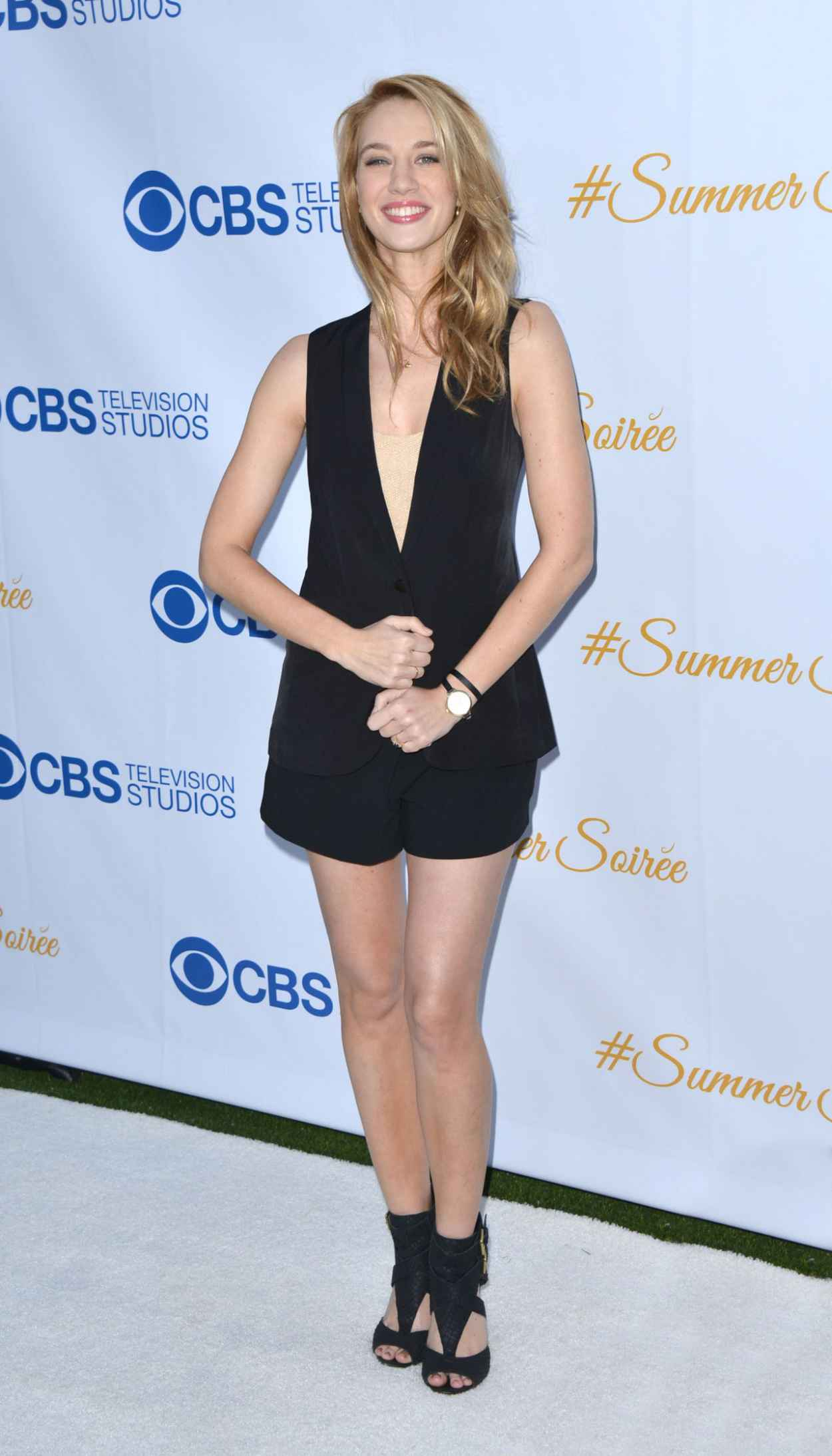 Yael Grobglas - CBS Television Studios 3rd Annual Summer Soiree in West Hollywood-4