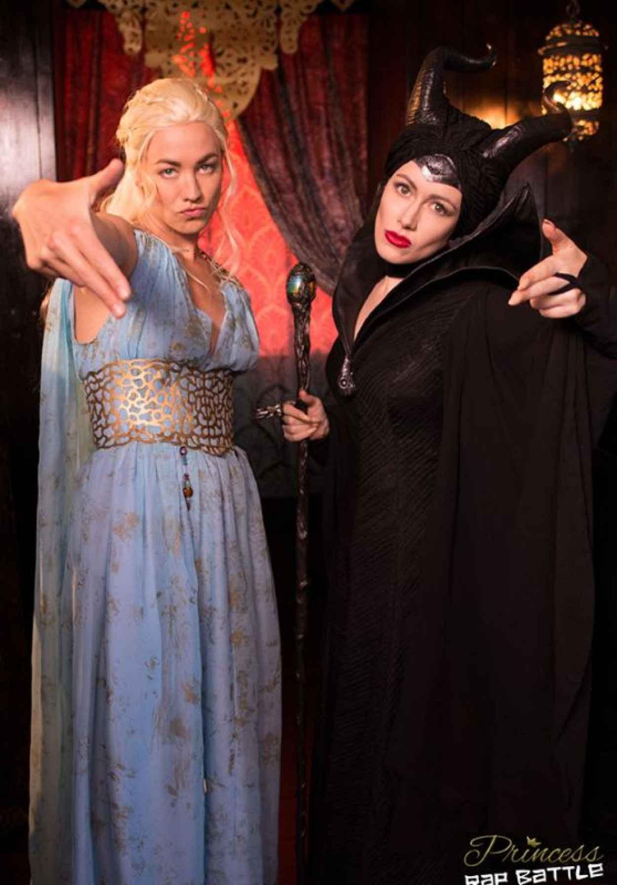 Yvonne Strahovski - Photoshoot for Princess Rap Battle - 2015-1