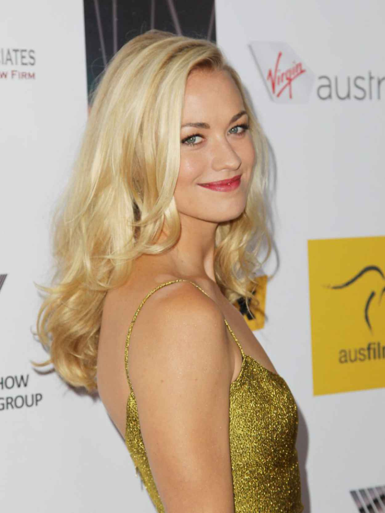 Yvonne Strahovski Red Carpet Photos - 2nd Annual Australians in Film Awards Gala in Beverly Hills-1