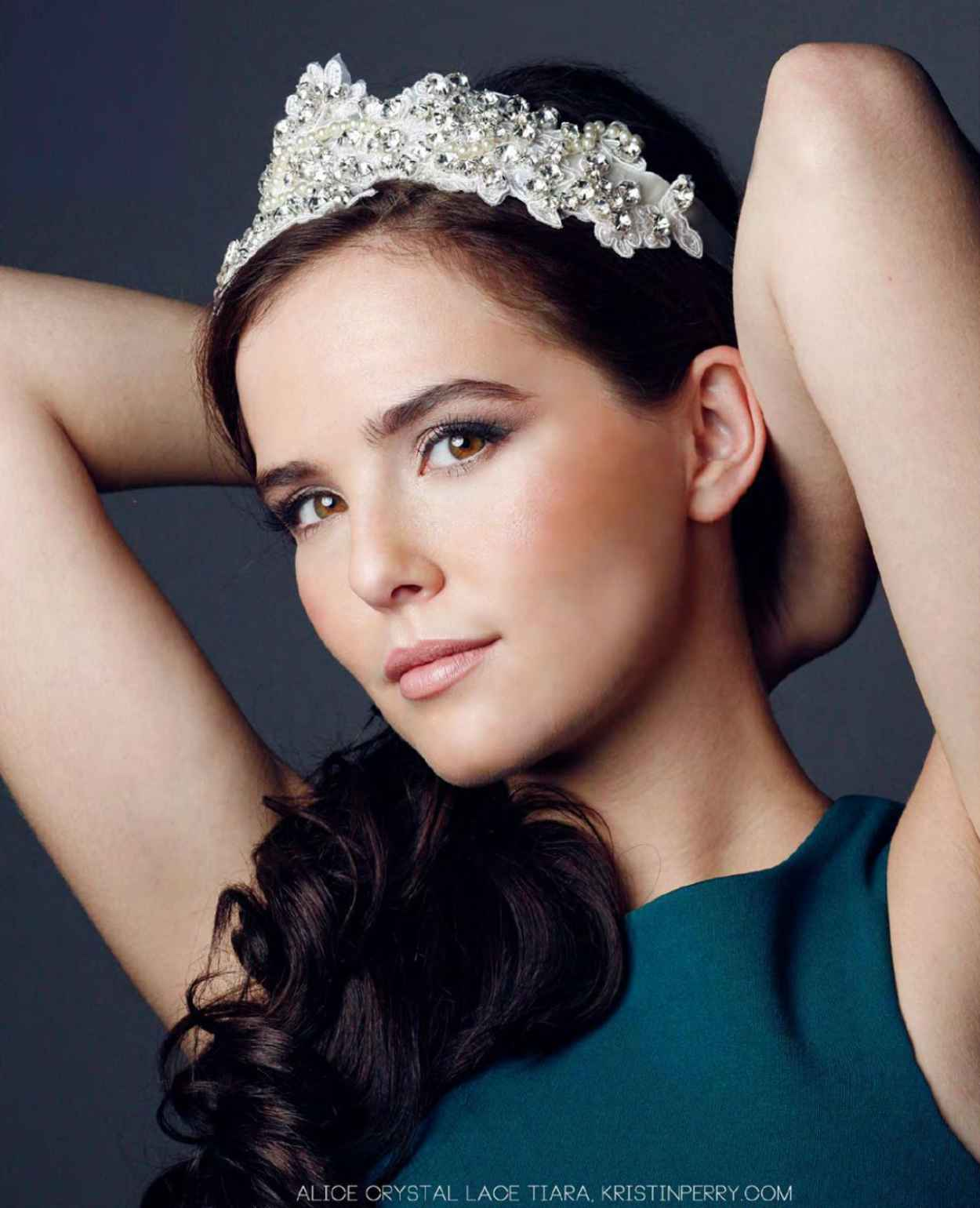 Zoey Deutch - AFTERGLOW Magazine - December 2015 Issue-1