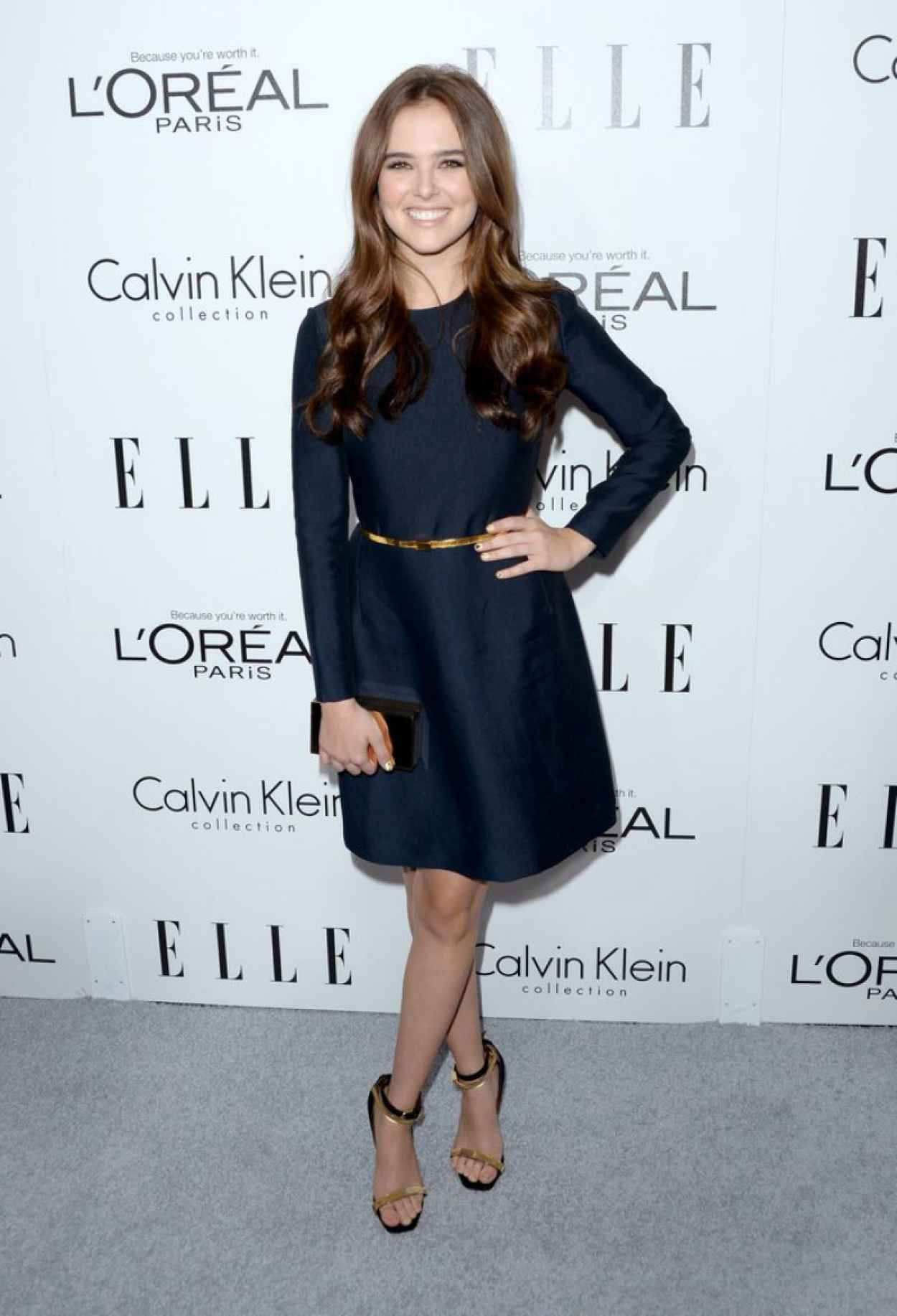 Zoey Deutch - ELLEs 20th Annual Women In Hollywood Celebration-1