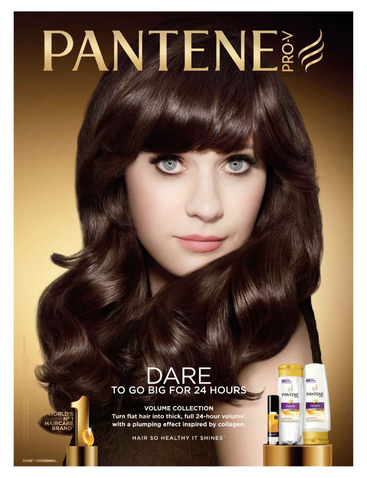 False advertising for Pantene has upset People around the World